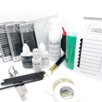 Eyelash extension starterkit