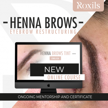 HENNA BROWS TINT - kit...